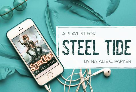 Megan Write Now: STEEL TIDE Playlist