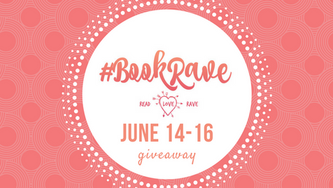 The First #BookRave Giveaway!