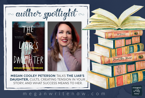 Author Spotlight: Megan Cooley Peterson talks The Liar's Daughter