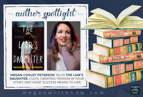 Author Spotlight: Megan Cooley Peterson talks The Liar's Daughter