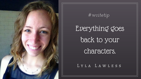 Q&A with Writer and Editorial Intern, Lyla Lawless