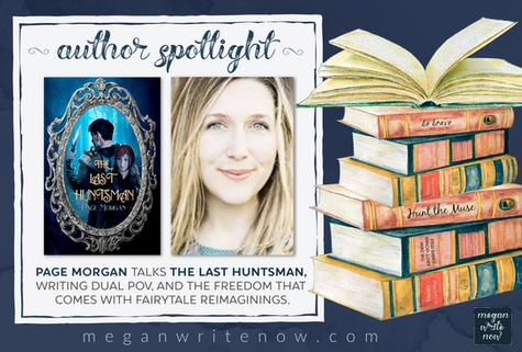 Author Spotlight: Page Morgan talks The Last Huntsman