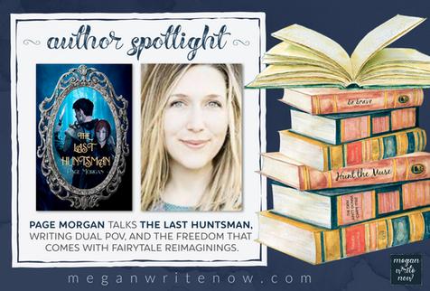 Author Spotlight: Page Morgan talks The Last Huntsman