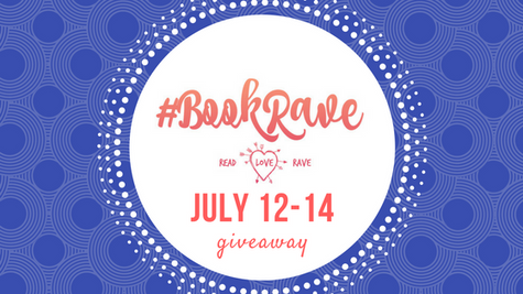 July #BookRave! Enter now!
