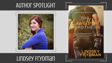 Author Spotlight: Lindsey Frydman on The Heartbeat Hypothesis