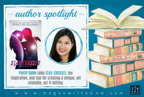 Author Spotlight: Pintip Dunn talks Star-Crossed