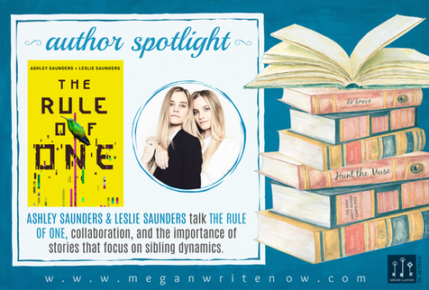 Author Spotlight: Ashley Saunders & Leslie Saunders talk The Rule of One