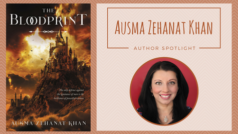 Author Spotlight: Ausma Zehanat Khan talks The Bloodprint