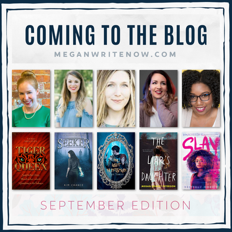 Coming to the Blog in September!