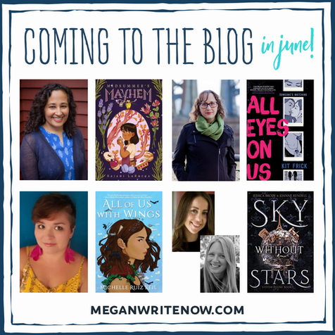 Coming to the Blog in June!