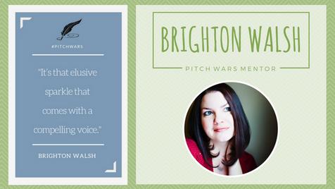 Pitch Wars Mentor Spotlight: Brighton Walsh