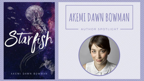 Author Spotlight: Akemi Dawn Bowman talks Starfish