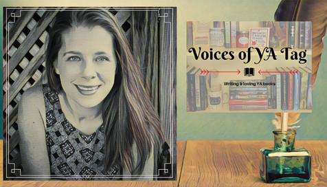 #VoicesofYA