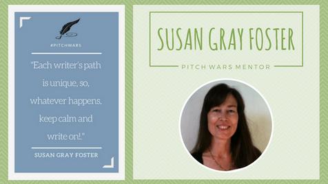 Pitch Wars Mentor Spotlight: Susan Gray Foster