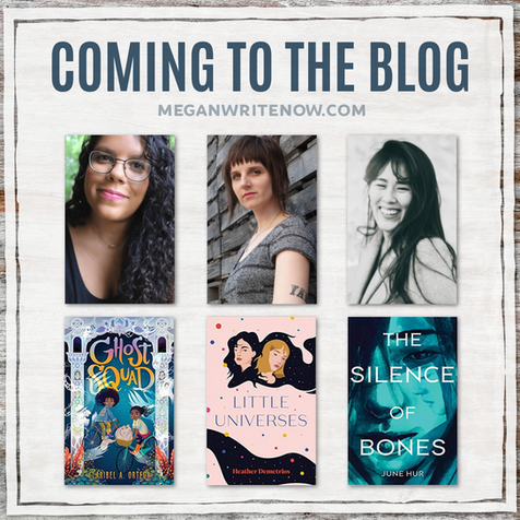 Coming to the Blog in April!