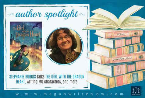 Author Spotlight: Stephanie Burgis talks The Girl With the Dragon Heart
