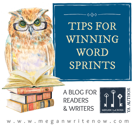Word Sprints & How to 'Win' Them