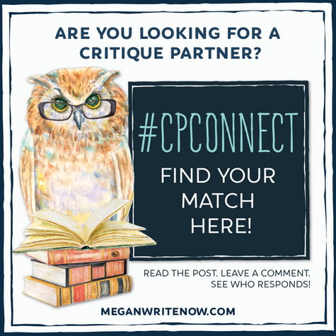 Find a Critique Partner with CP Connect!