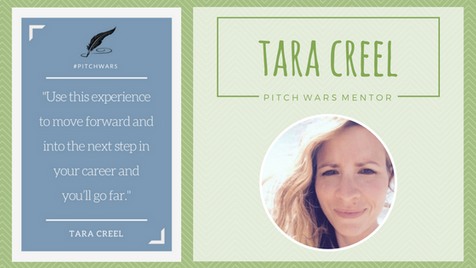 Pitch Wars Mentor Spotlight: Tara Creel