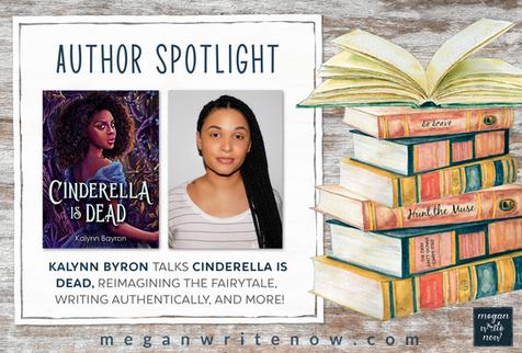 Author Spotlight: Kalynn Bayron talks CINDERLLA IS DEAD