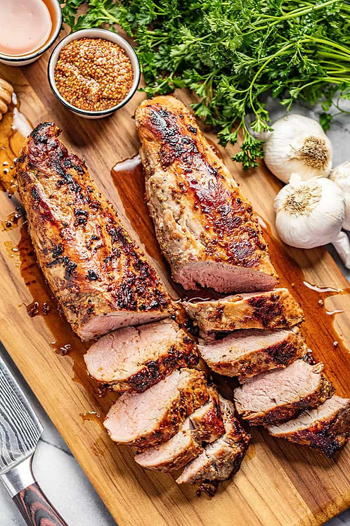 Dijon Pork Tenderloin