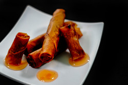 Hand Rolled Lumpia
