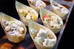 Gourmet Grilled Chicken Salad