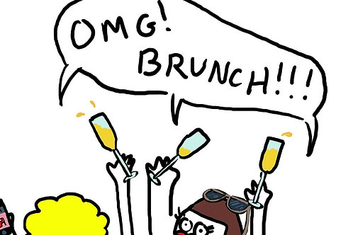 Take Me To Brunch! - Or wait, stay in!