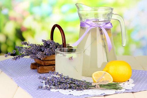 Honey Lavender Gin Fizz Lemonade