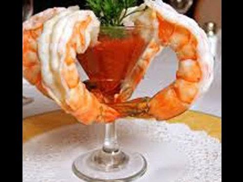 Super Colossal Shrimp Cocktail