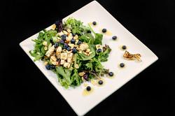 Halloumi & Blueberry Salad