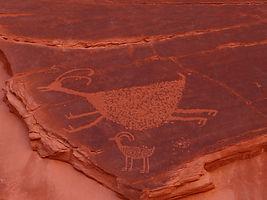 Ancient Anasazi Art