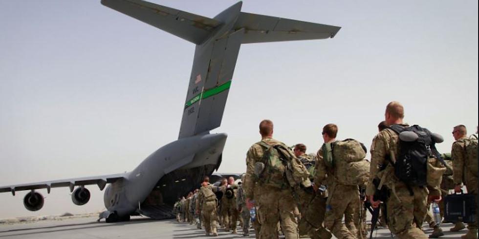 Veteran's Debrief on Afganistan