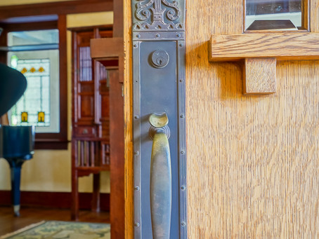 5 places where Hardware Matters In your Historic Home.