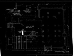 4465 5th Street Foundation Plan