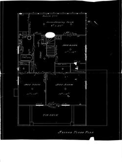 4465 5th Street Second Floor Plan