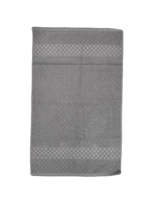 TOWEL HC | JACQUARD | GREY | 90X150CM
