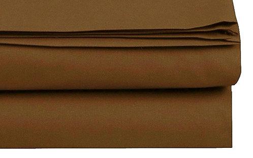 BED SHEET SET COMFORT | BROWN