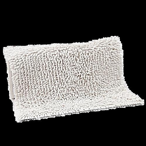 BATH MAT WHITE 50x80cm