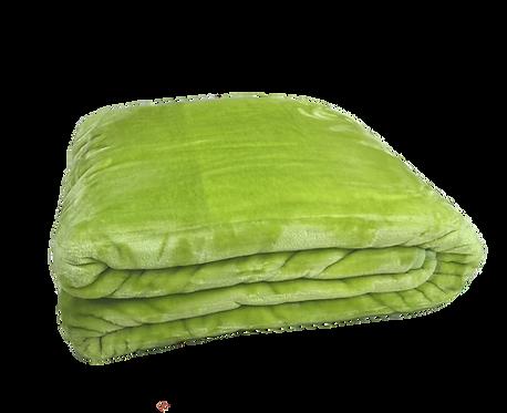 BED BLANKET | GREEN