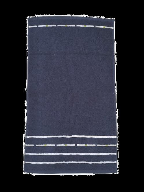 TOWEL HC | STRIPES | BLUE | 50X100CM