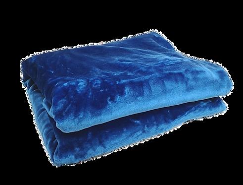 BED BLANKET | BLUE