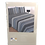 Thumbnail: BED SHEET SET HC | STRIPES ANTHRACITE