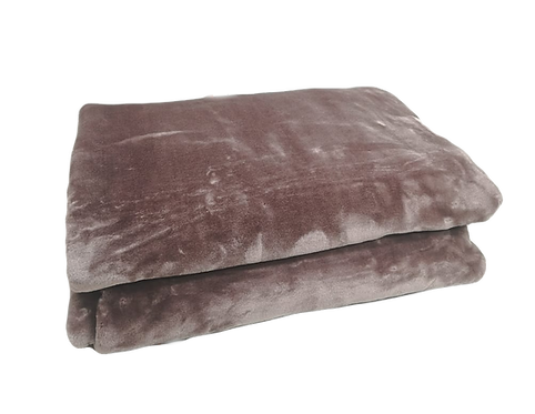 BED BLANKET | PURPLE