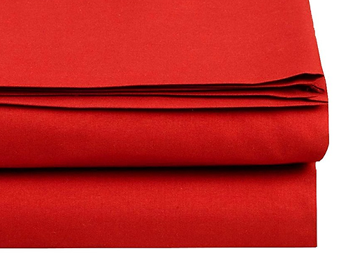 QUILT COVER COMFORT | RED