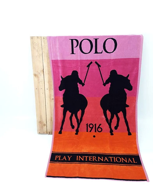 BEACH TOWEL | POLO PLAY INTERNATIONAL