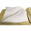 Thumbnail: QUILT DOUBLEFACE | YELLOW/IVORY