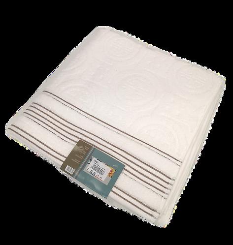 TOWEL ZAKAR WHITE | 70X140CM