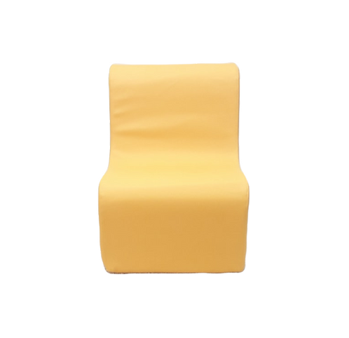 KIDS CHAIR YELLOW