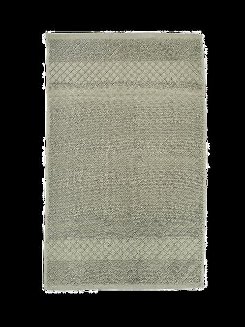 TOWEL HC | JACQUARD | OLIVE GREEN | 50X100CM